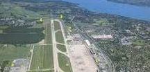 Aerial Views / Aerial views of Geneva Airport