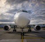 Airplanes at GVA