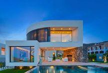 Finestrat Villa / Finestrar villa by Marjal #spain #realestate
