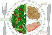 Escucha al nutricionista / Excelentes consejos para una alimentación saludable: alimentos buenos, salud de hierro.