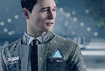 Detroit became human GIFS