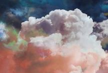Clouds and Blue Sky / by Cheryl Sorg
