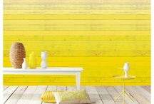 hello happy YELLOW interiors / happy yellow home styling inspirations - fröhliche wohn-ideen in gelb