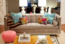 Style, design and colors for the home. Oh my!! / by Tyne Thorson