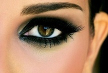 Lipstick Liners and Lashes / by Pamela Rosenberg /BeColorful