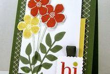 Flower cards / by Jan Kelly