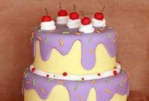 Cakes, Cupcakes etc / by Raphaela Motta