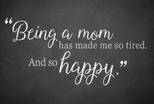 Mom Quotes Making us Smile / Quotes by and for mothers, about mom things, about life things - the quotable moment can inspire and spur us on. Here we collect a few of our favorites to help encourage us all along the parenting journey. Enjoy! / by Boba - Baby Carriers & Wraps