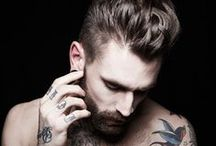 obsessed with BEARDS / by Nic Hildebrandt {luzia pimpinella}