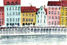 COPENHAGEN crush / tips and inspirations for a copenhagen city trip