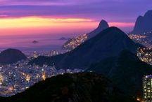 b r a s i l / Brasil / by Carolina Benítez