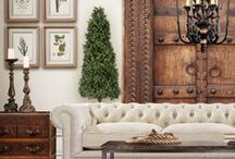 Decor - Elegant, Formal and Traditional / Ideas for a more formal, traditional, but still beautiful homely home schemes!