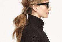 HAIR dos! / top knots, braids and pony tails i like!