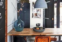 INDUSTRIAL chic interios / industrial interior design inspiration