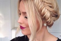 Casual hair