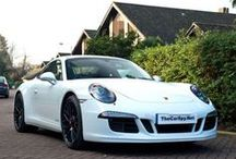 Porsche 911 Carrera GTS / Porsche 911 Carrera GTS