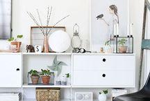 light & bright SCANDINAVIAN  interiors