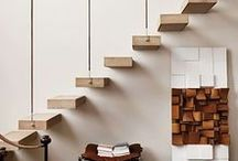 Staircase design & details