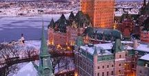 Vieux Québec / Découvrez la ville de Québec...