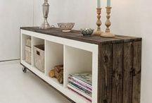 DIY house projects & Ikea hacks