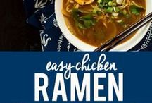 East Asian Recipes / Recipes from East, South-East Asia and Australasia.