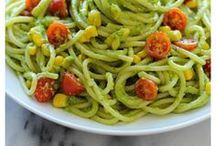 vegan und vegetarisch genießen / vegane Rezepte, vegetarische Rezepte, lecker Essen