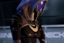 "ME | Tali' Zorah / quarian machinist | admiral |  ""After time adrift among open stars, along tides of light and through shoals of dust, I will return to where I began."""
