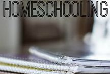 homeschool / all things homeschool! / by Melissa Newell