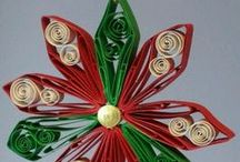 Sharing my love of Quilling