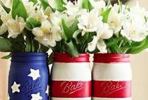 Patriotic Stuff / by Military Spouse