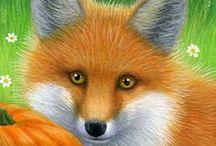 Fauna: Animal Kingdom / by Lee Hethcox