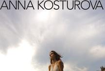 Sea Goddess / Sea Goddess lookbook by Anna Kosturova.
