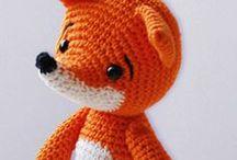 Amigurumi / Crochet lovable 3d items!