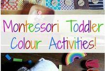 Montessori Preschool Ideas