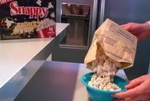 Snappy Popcorn / There are many different companies online offering popcorn machines and concessions, but Snappy Popcorn is different. We are a third-generation company that has grown and sold popcorn since 1940. We grow, process, and raise much of our popcorn in the fertile fields of Iowa.