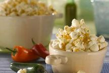 Popcorn Recipes / by Snappy Popcorn