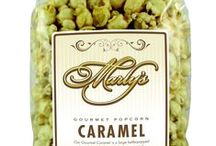 Marly's Gourmet Popcorn / by Snappy Popcorn