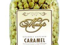 Marly's Gourmet Popcorn
