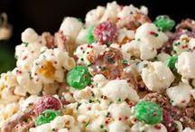 Holiday Popcorn Ideas