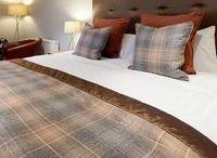 Room 16 Craigatin House & Courtyard / Courtyard large double - Room No.16 at Craigatin House and Courtyard Pitlochry Scotland