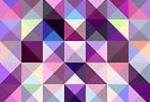 Patterns Rock! / Pattern, colors & shapes. Oh my! / by Sue Carter