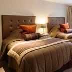 Room 15 Craigatin House and Courtyard / Craigatin Courtyard Twin room No.15 at Craigatin House and Courtyard Pitlochry Scotland