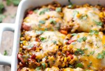 Recipes - Yum! / Recipes, crockpot, casserole, cheese, mexican / by Sue Carter