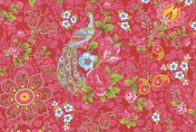 wallpaper and fabric / by Sue Carter