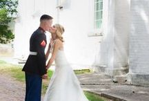 Military Weddings / by Military Spouse