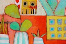 Paintings - other stuff I like / by Sue Carter
