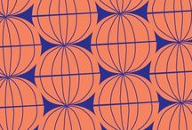 patterns - repeating geometric or shape elements / by Sue Carter