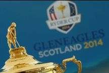 Ryder Cup Gleneagles 2014 / The Ryder Cup comes to Gleneagles Golf Course in 2014 - Just 30 miles from Craigatin House and Courtyard Pitlochry
