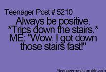 quotes / funny stuff  / by Rachel Laninga
