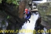 Canyoning Perthshire
